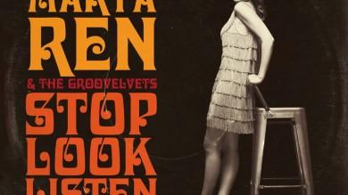 DISCO DELLA SETTIMANA: MARTA REN & THE GROOVELVETS