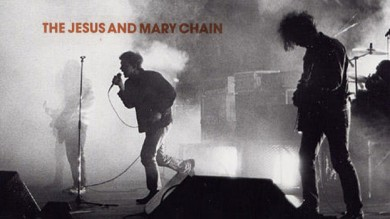 THE JESUS AND MARY CHAIN  UNICA DATA IN ITALIA