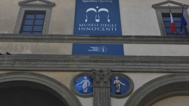 APRE IL MUSEO DELL'ISTITUTO DEGLI INNOCENTI