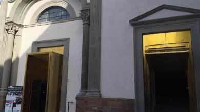 MUSEO INNOCENTI, QUELLE PORTE 'INGOMBRANTI'