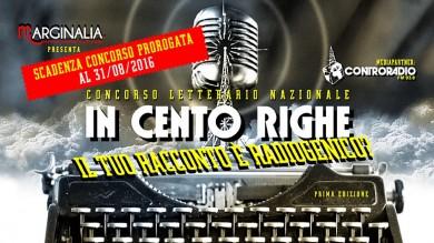 IN CENTO RIGHE CONCORSO LETTERARIO NAZIONALE