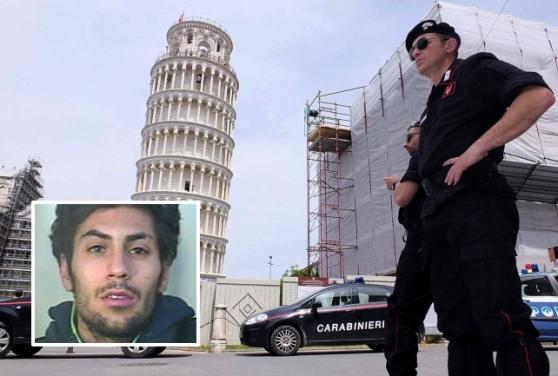 Pisa: fermato terrorista tunisino. Voleva far saltare Torre e aeroporto