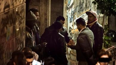 OPERAZIONE 'LITTLE BRIDGE' NEL SUPERMARKET DELLA DROGA DI SAN SALVI