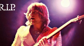 MORTO GREG LAKE, DI EMERSON, LAKE AND PALMER