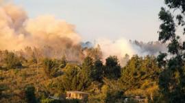 CILE: MAXI INCENDIO IN VALPARAISO. 200 EVACUATI, 19 FERITI
