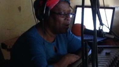 CONTRORADIO AD HAITI PER SOSTENERE I DIRITTI