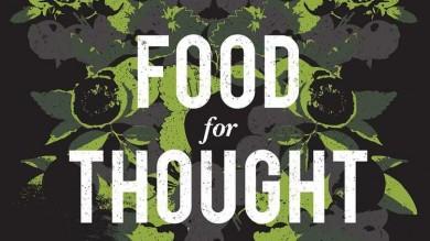 """DISCO DELLA SETTIMANA: """"FOOD FOR THOUGHT"""""""