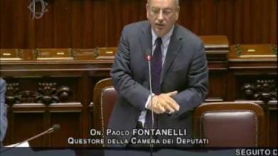 PD: ON. FONTANELLI (EX SINDACO PISA) LASCIA PARTITO