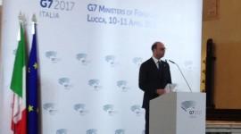 SIRIA. ALFANO: RUSSIA VA COINVOLTA, D'ACCORDO G7 E PAESI ARABI