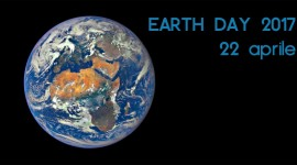 EARTH DAY 2017, 22 APRILE