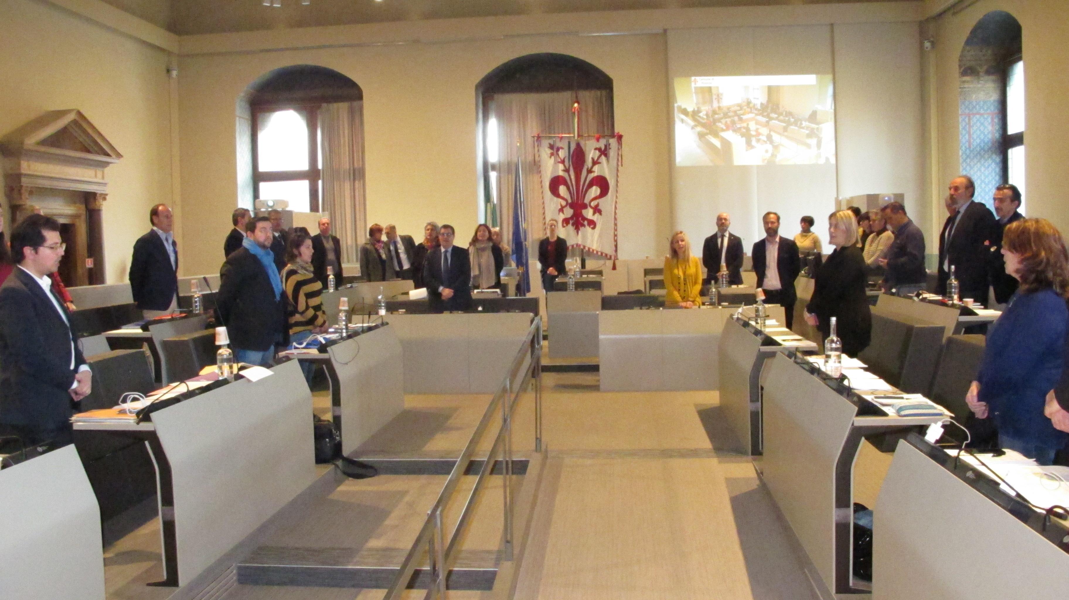 Firenze, Consiglio Comunale