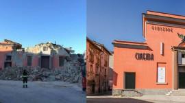 TERREMOTO: IL CINEMA TORNA AD AMATRICE