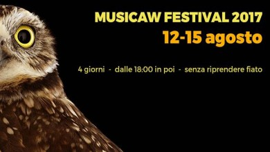 MUSICA W FESTIVAL 2017 DAL12 AL 15 AGOSTO